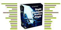 Thumbnail Rogue Clickbank Profits Plugin + Gift