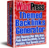 Thumbnail Wordpress Themed Backlinks Generator + Gift
