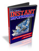 Thumbnail Instant Infoprenuer Video Course + Gift