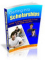 Thumbnail Getting Into Scholarships + Gift
