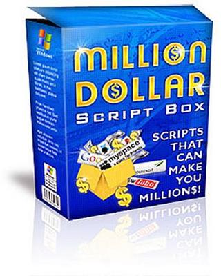 Product picture Million Dollar Script Box + Gift