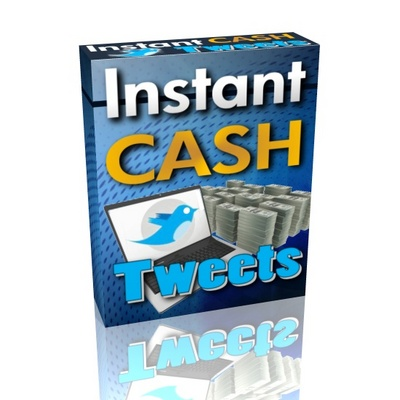 Product picture Instant Cash Tweets + Gift