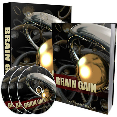 Product picture Brain Gain + Gift