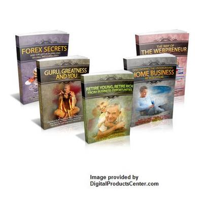 Product picture Home Business, Marketing And Opportunities Series + Gift