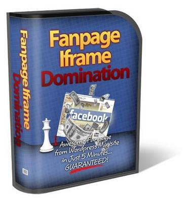 Product picture Fanpage Iframe Domination + Gift
