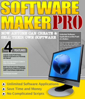 Product picture Software Maker Pro