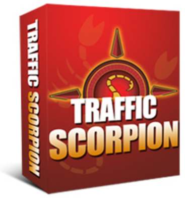 Product picture Traffic Scorpion + Gift