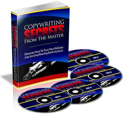 Product picture Copywriting Secrets From The Master + Gift