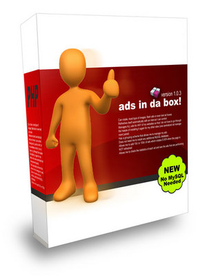 Product picture Ads In Da Box + Gift