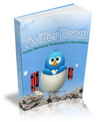 Product picture Twitter Boom + Gift