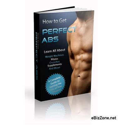 Product picture How to Get Perfect Abs + Gift