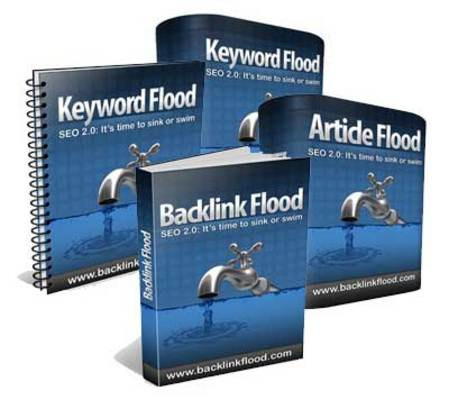 Product picture Backlink Flood + Gift